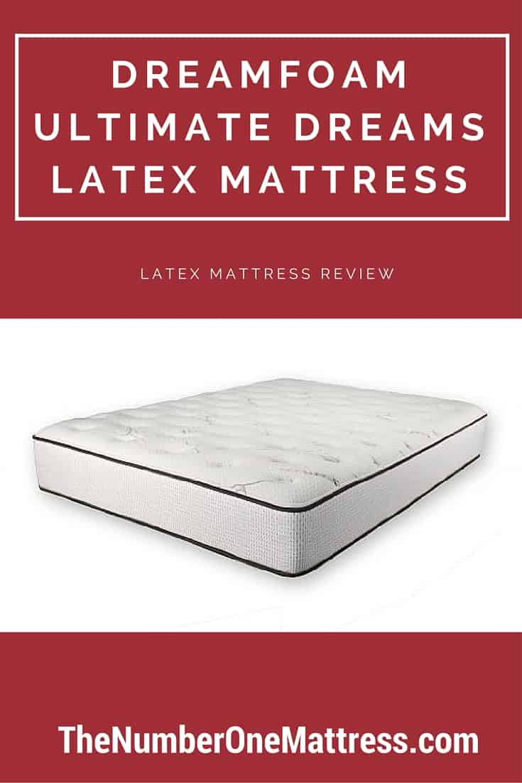 DreamForce Ultimate Dreams Latex Mattress Review