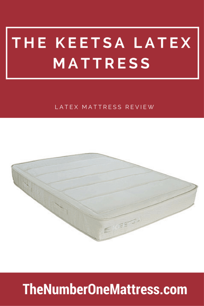 Keetsa Tea Leaf Dream Latex Matttress Review