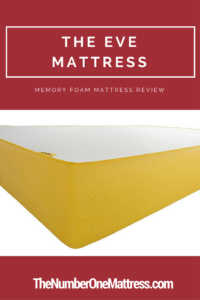 Eve Mattress California King Review The Number One Mattress