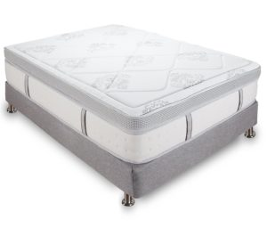 Classic Brands Gramercy 14 Inch Hybrid Cool Gel Memory Foam & Innerspring Mattress