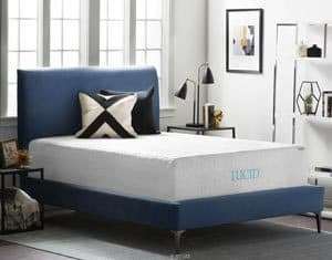 Lucid Plus Gel Memory Foam Mattress