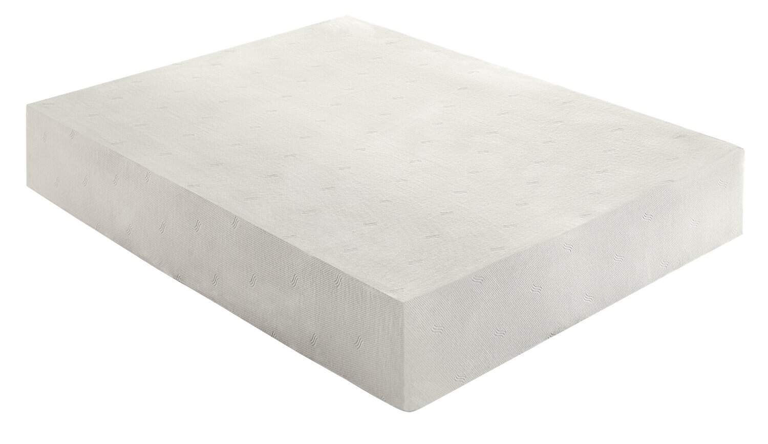 Sleep Innovations 12-Inch SureTemp Memory Foam Mattress